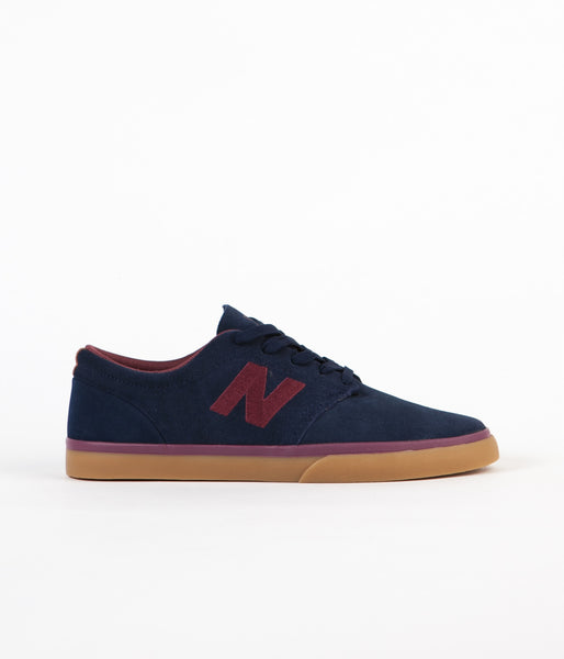 New Balance Numeric Brighton 345 Shoes - Pigment / Navajo