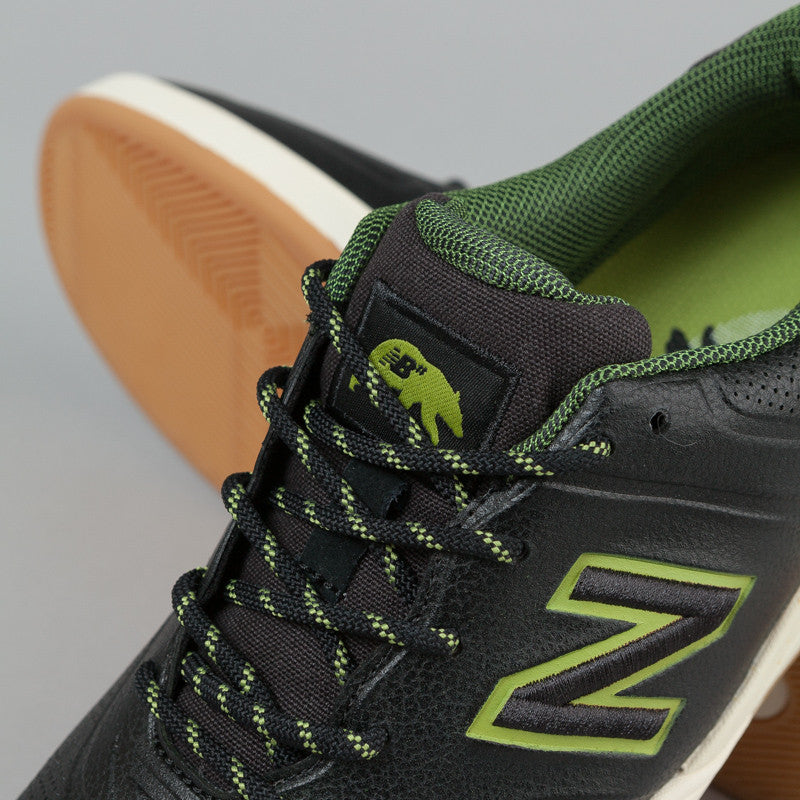 New Balance Numeric Logan 637 Shoes - Asphalt
