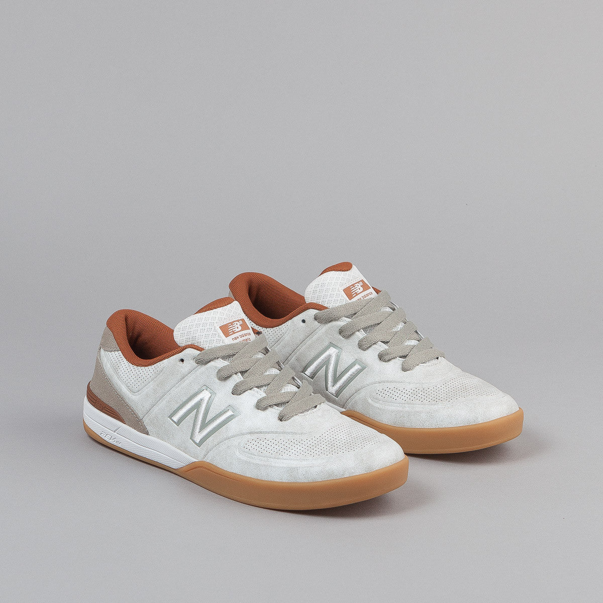New Balance Numeric Logan 637 Shoes - Cloud / Gum