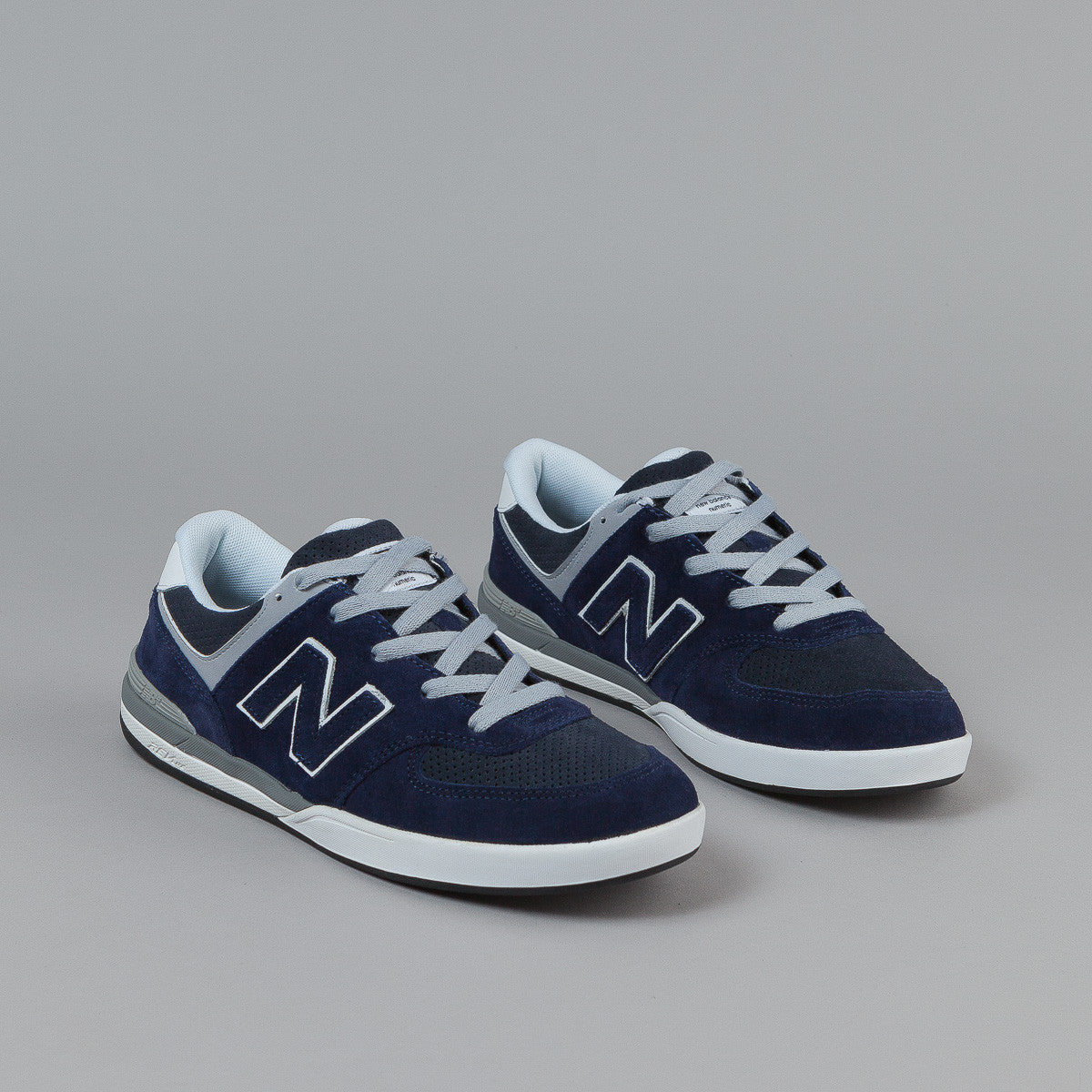 New Balance Numeric Logan S 636 - Navy / Grey