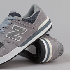 New Balance Numeric  Logan S 636 Shoes - Steel