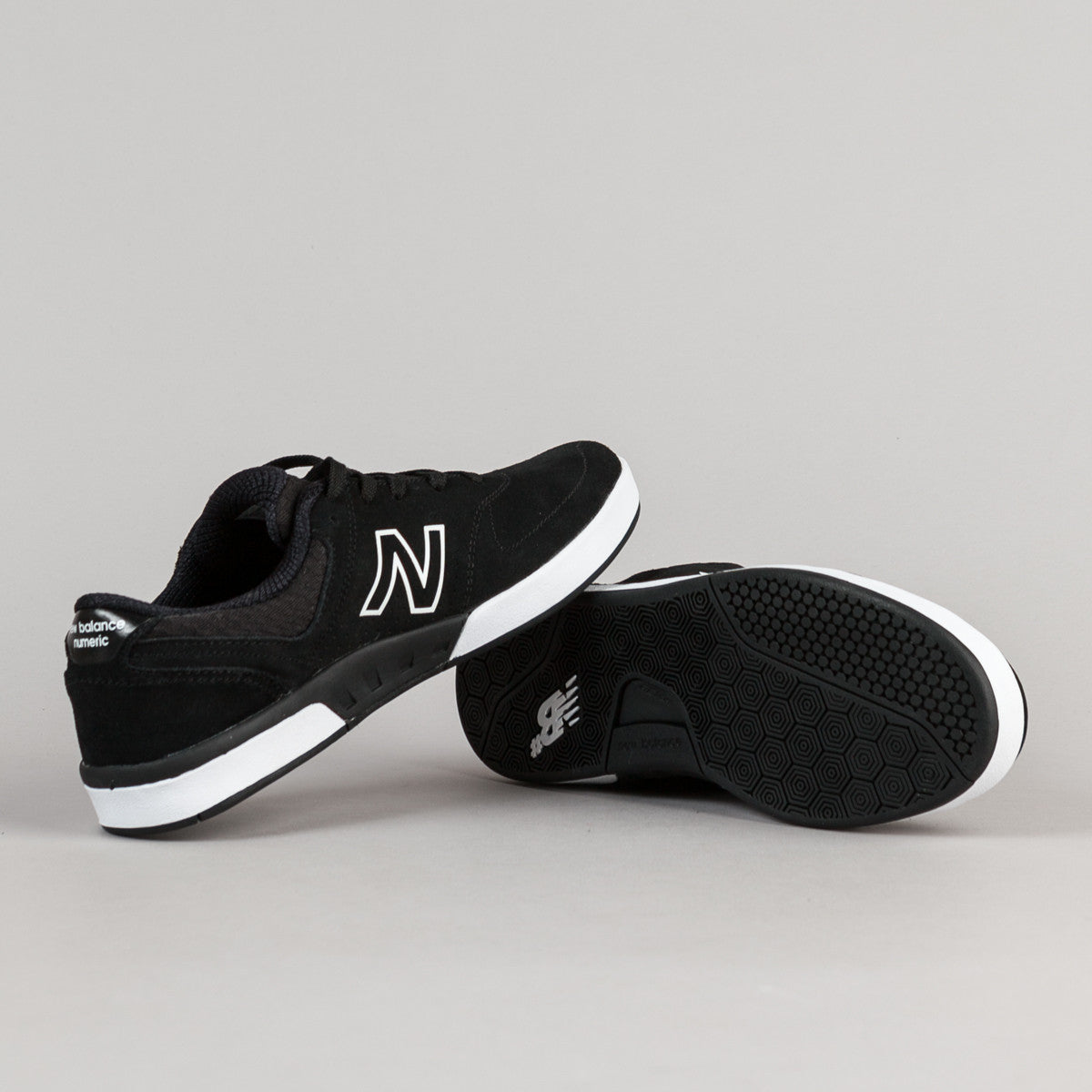 New Balance Numeric PJ Stratford 533 Shoes - Black