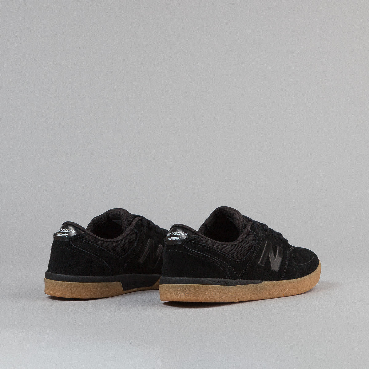New Balance Numeric PJ Stratford 533 Shoes - Black / Gum