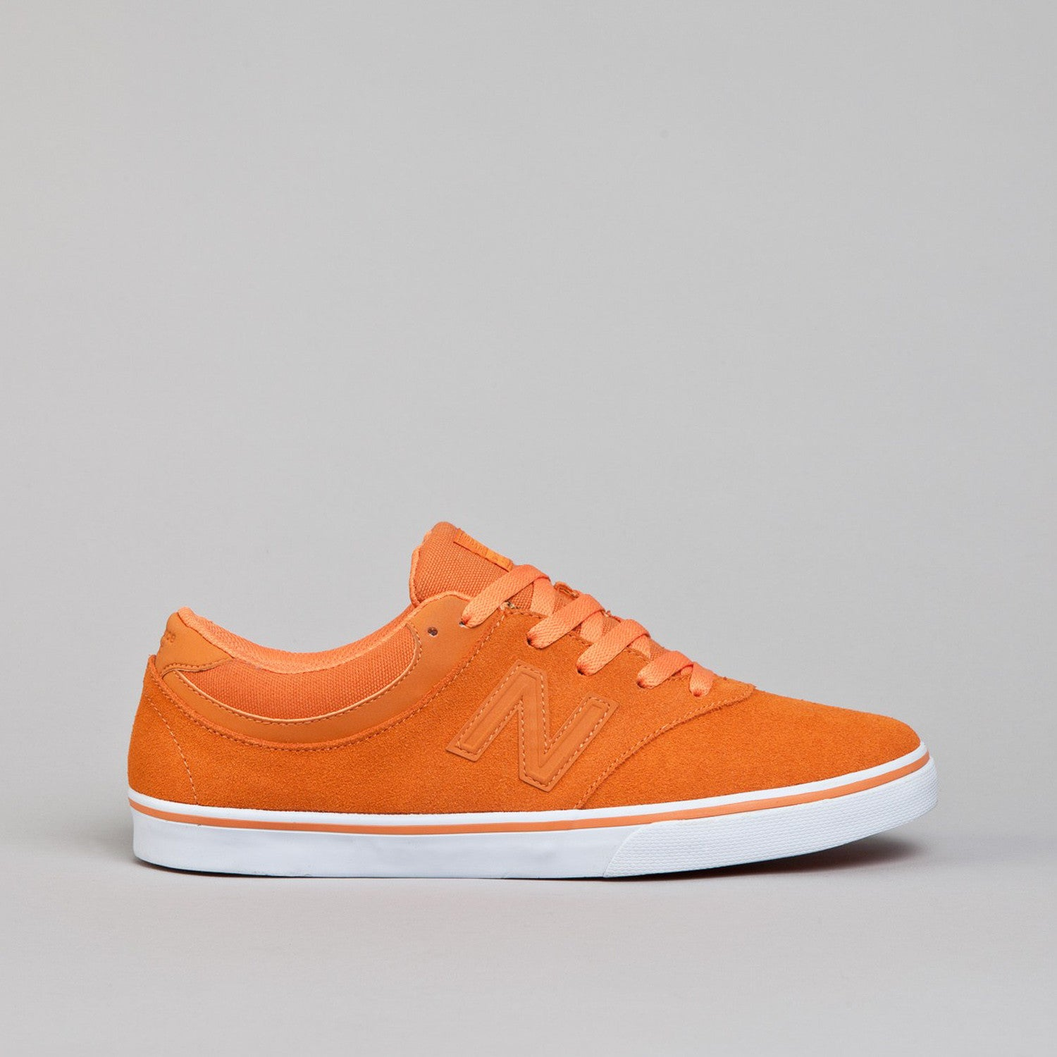 New Balance Numeric Quincy 254 Burnt Orange / Tang Orange
