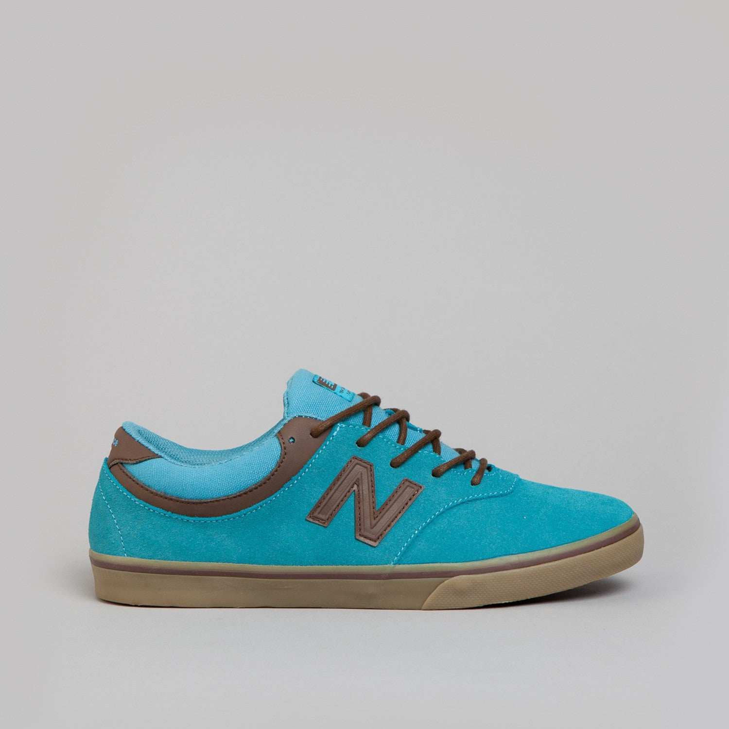New Balance Numeric Quincy 254 Moon Blue / Gum