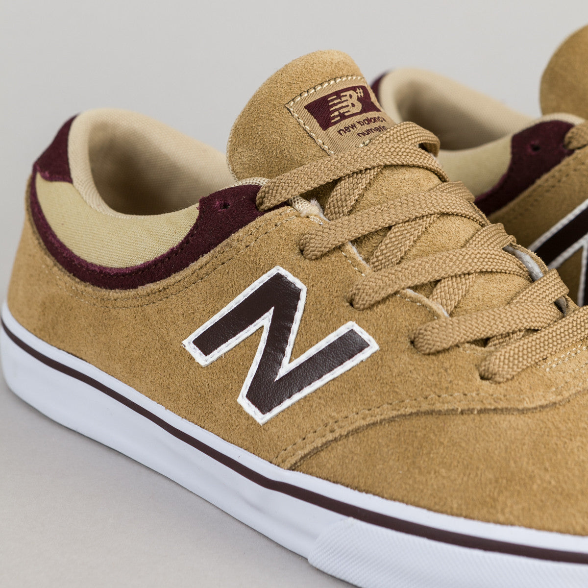 New Balance Numeric Quincy 254 Shoes - Dust / Supernova
