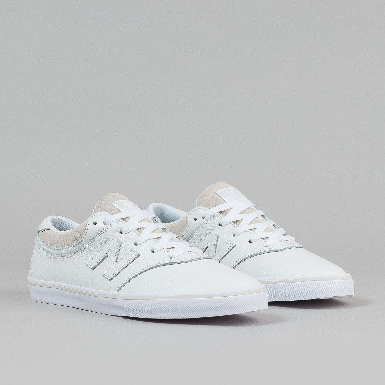 New Balance Numeric Quincy 254 Shoes - White