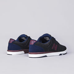 New Balance Numeric Stratford 479 Magnet Grey / Wine Red