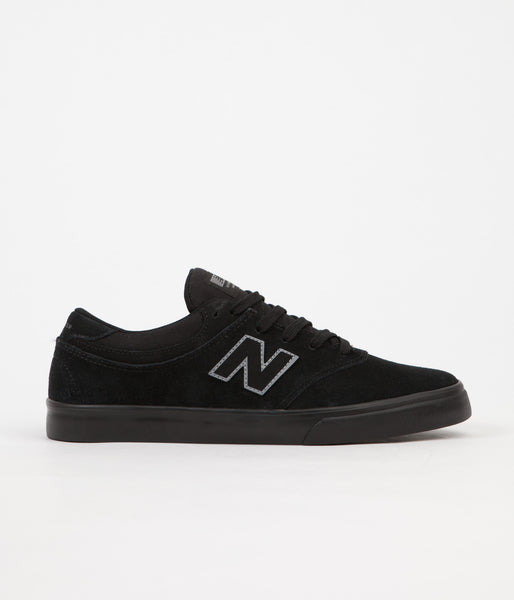 New Balance Quincy 254 Shoes - Black / Black