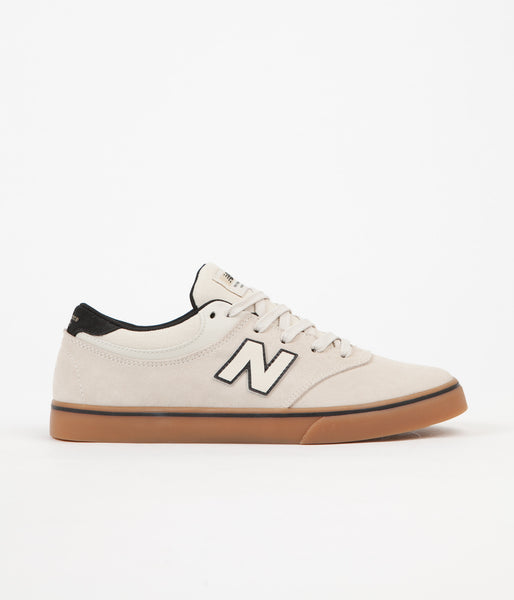 New Balance Quincy 254 Shoes - Sea Salt / Gum