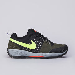 Nike ACG Alder Low Cargo Khaki / Flash Lime