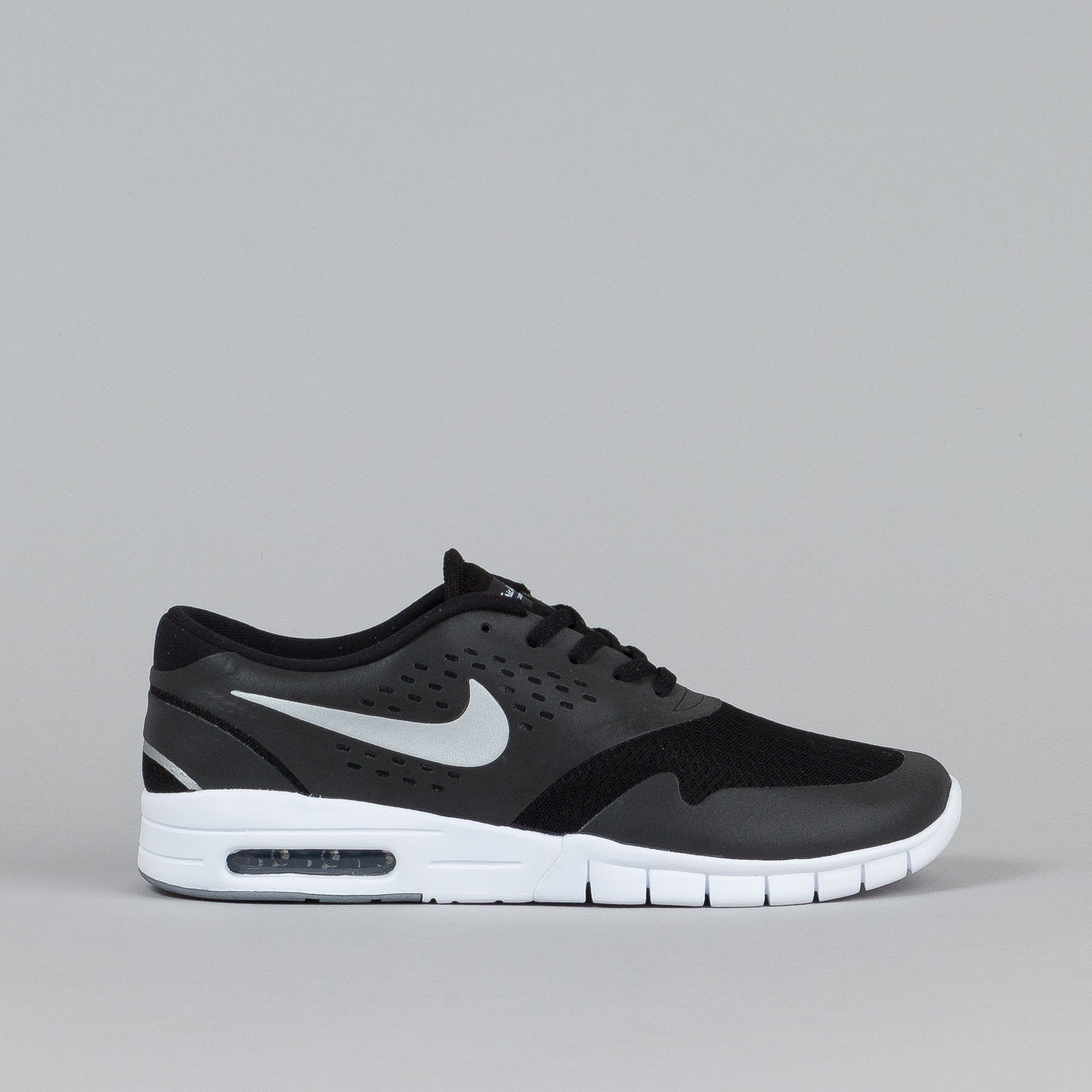 Nike Eric Koston 2 Max Black / Metallic Silver