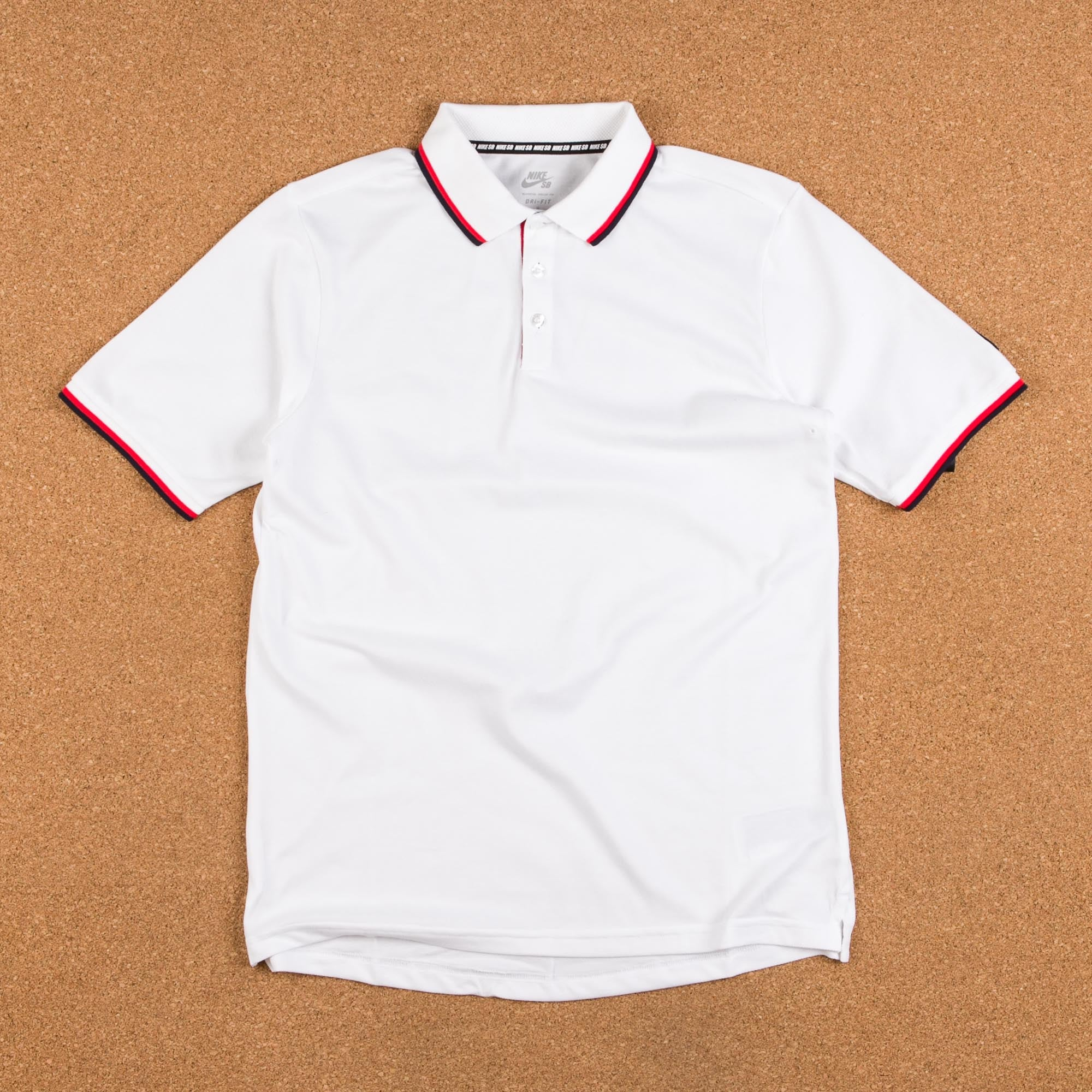 Nike SB x 917 Polo Shirt - White