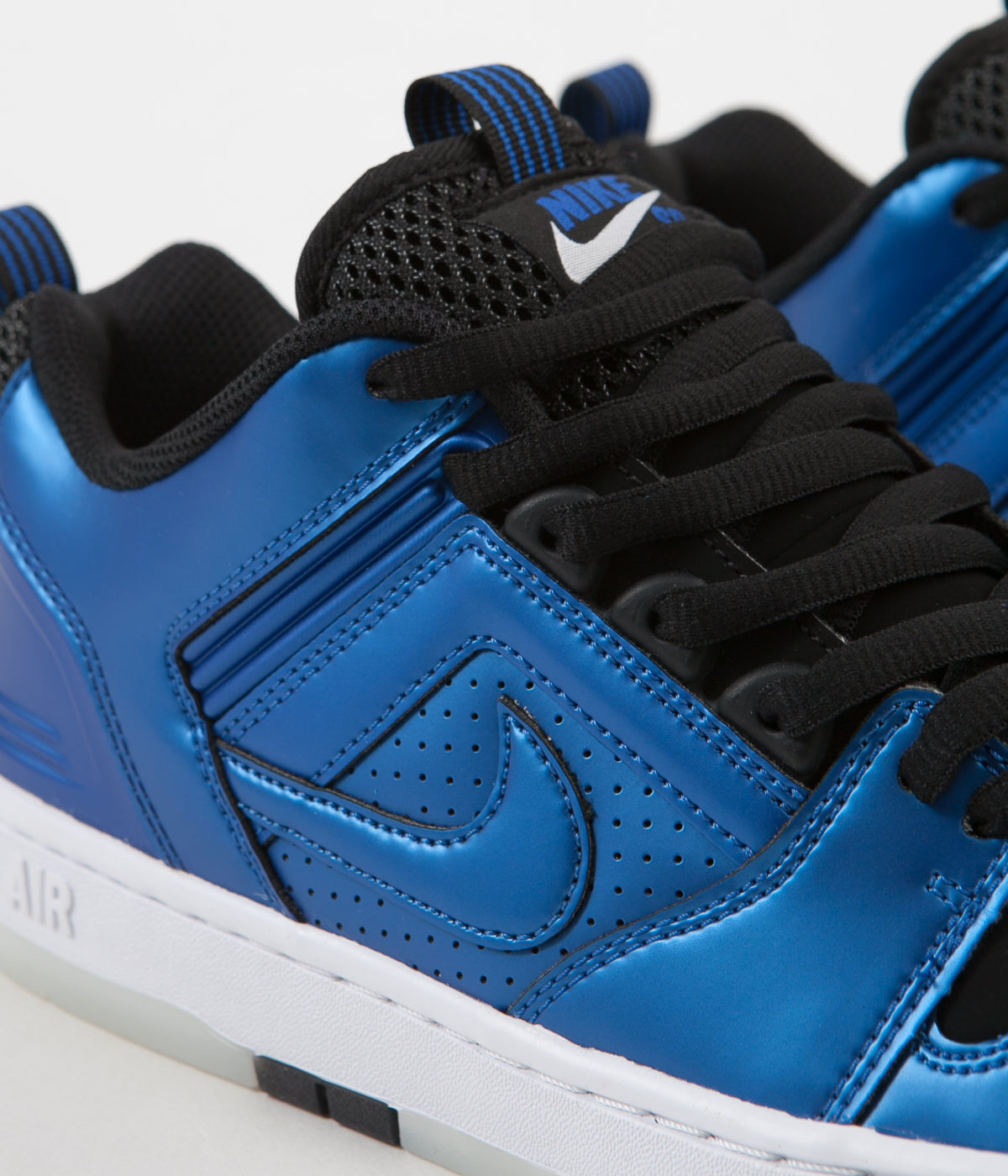 another chance sneakers authorized site Nike SB Air Force II Low Shoes - Intl Blue / Intl Blue ...
