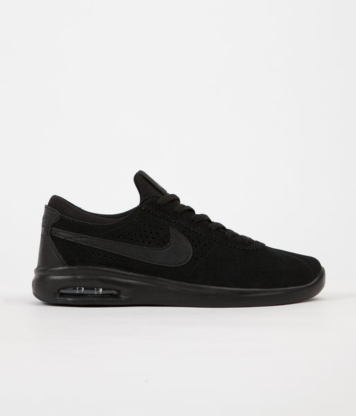 Nike SB Air Max Bruin Vapor Shoes - Black / Black - Anthracite