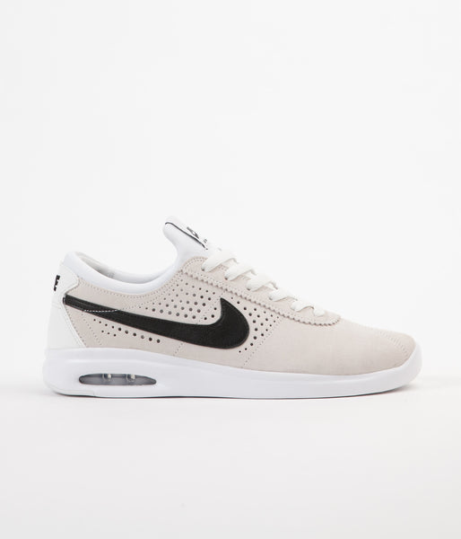 Nike SB Air Max Bruin Vapor Shoes - Summit White / White / White / Black