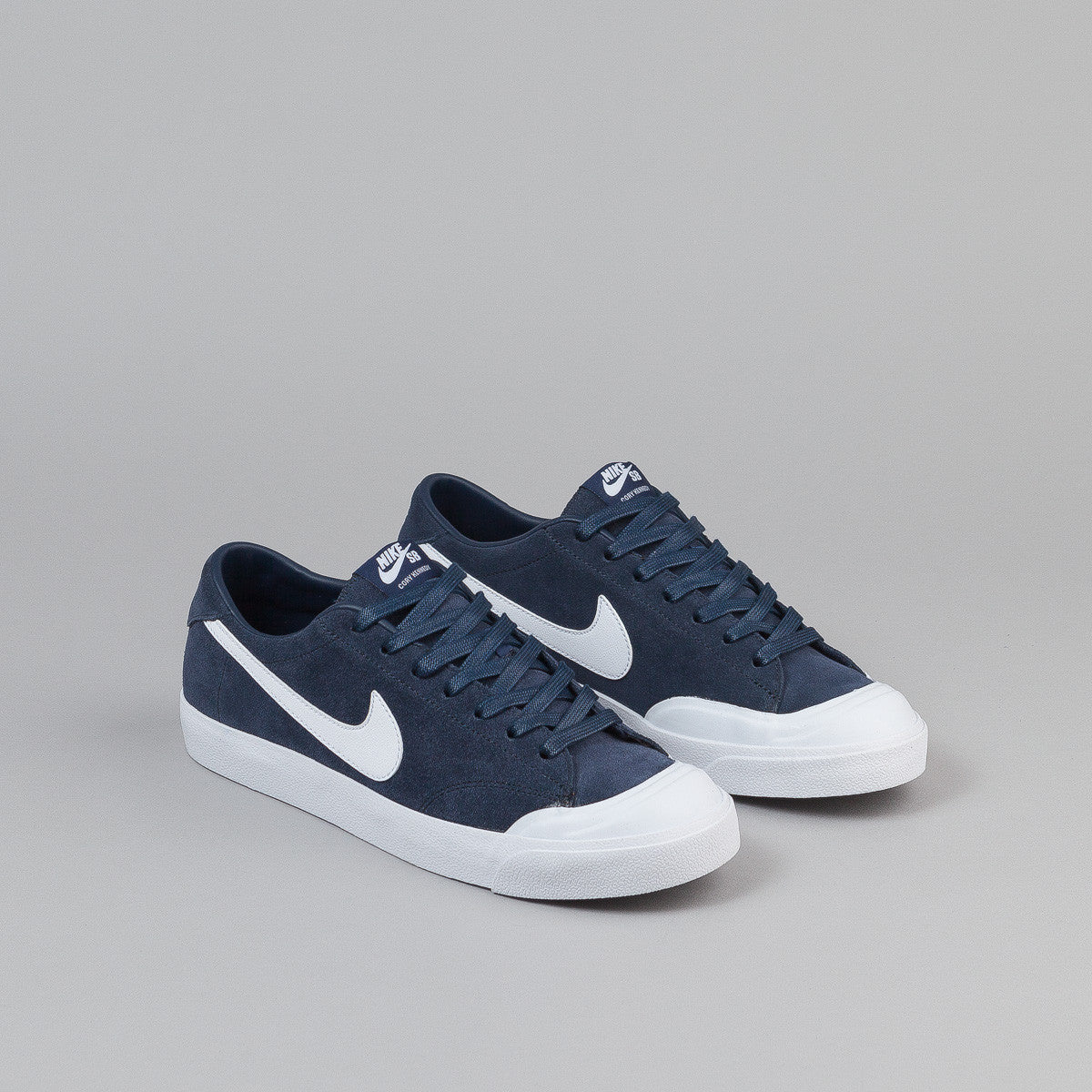 nike sb air zoom all court ck obsidian white flatspot. Black Bedroom Furniture Sets. Home Design Ideas