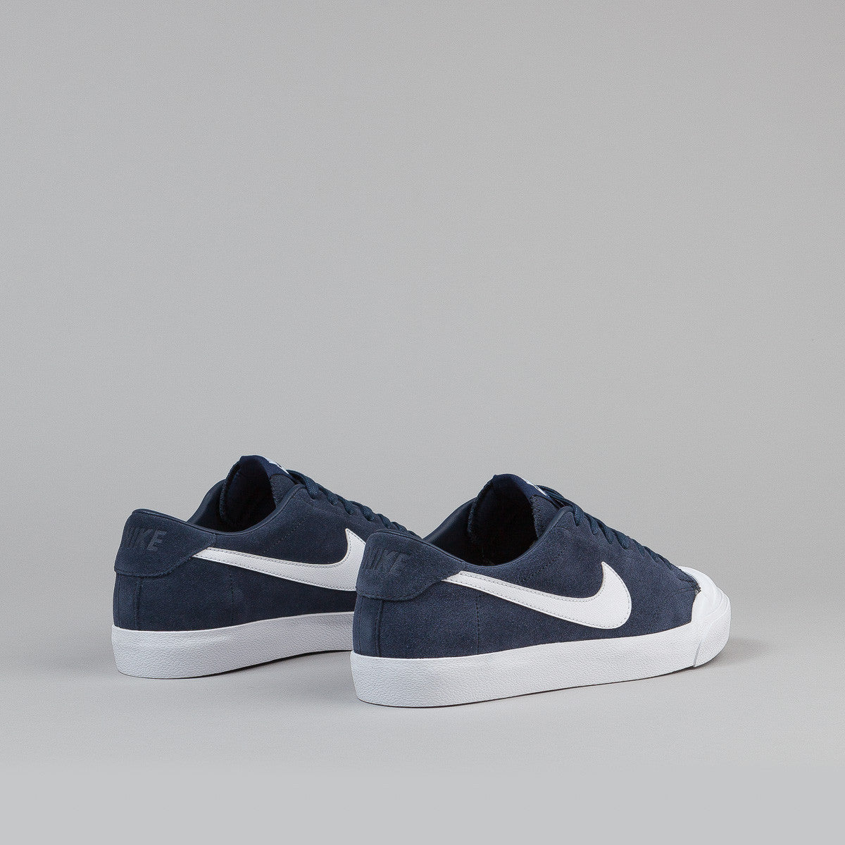 Nike SB Air Zoom All Court CK - Obsidian White