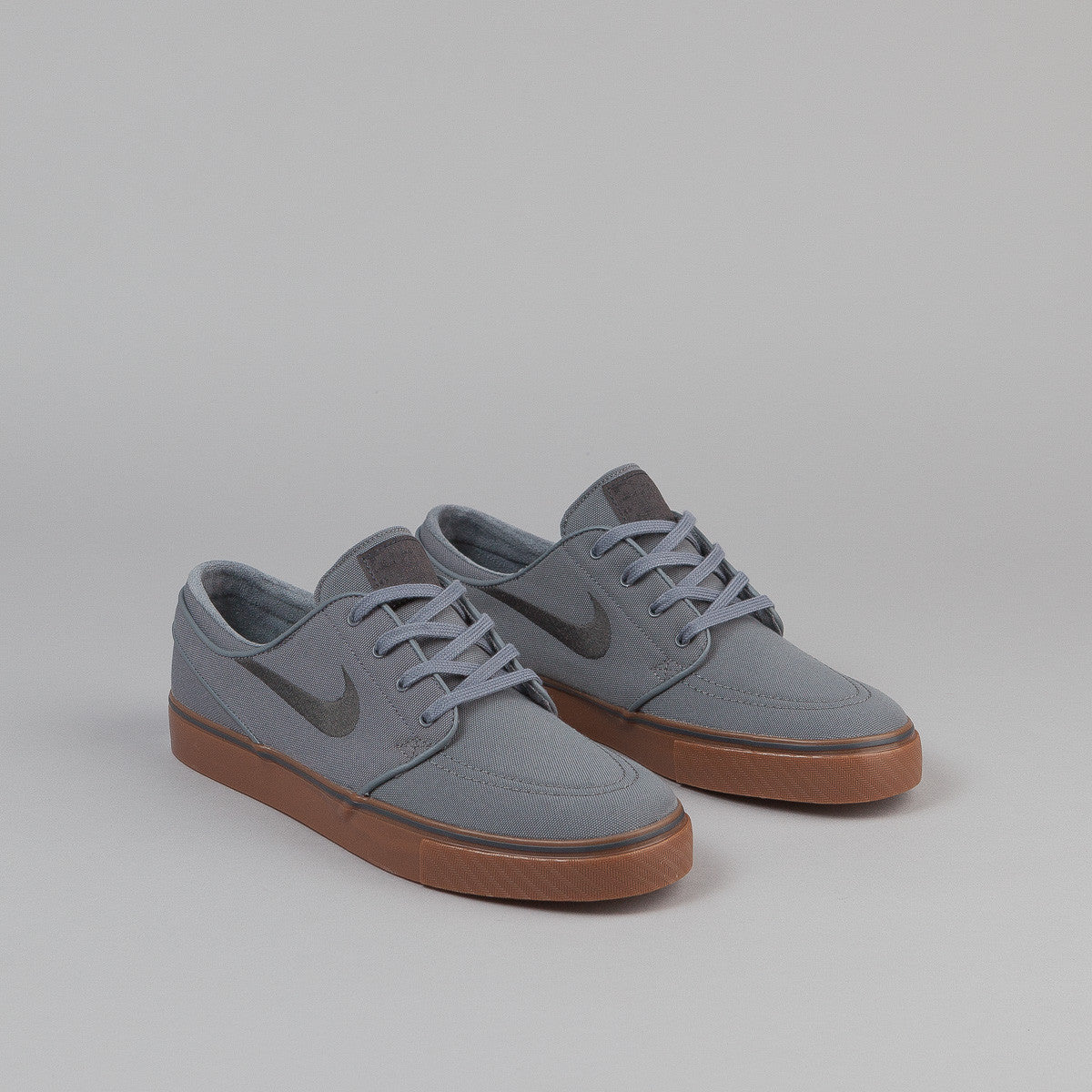 nike sb stefan janoski canvas shoes cool grey