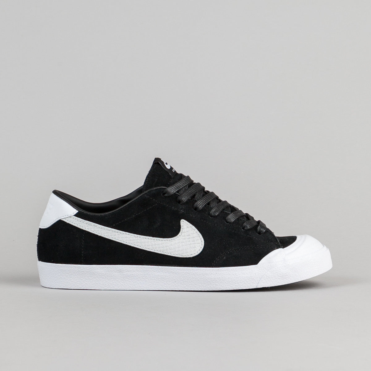NIKE SB ALL COURT CK QS black white
