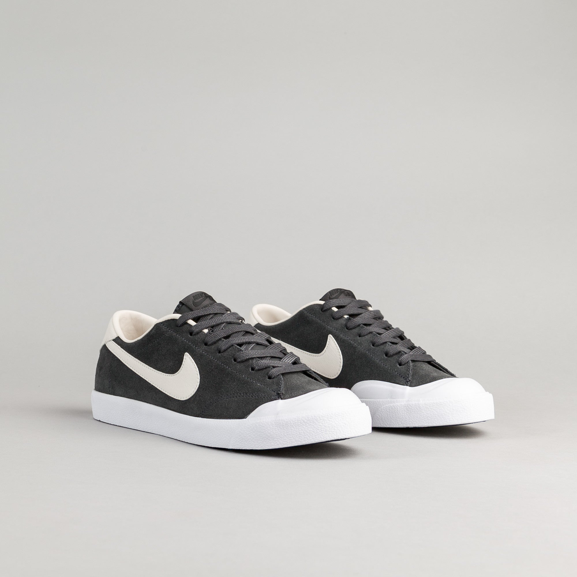 separation shoes 8046d 1fb8d ... Nike SB All Court CK Shoes - Anthracite   Phantom - White - Black ...