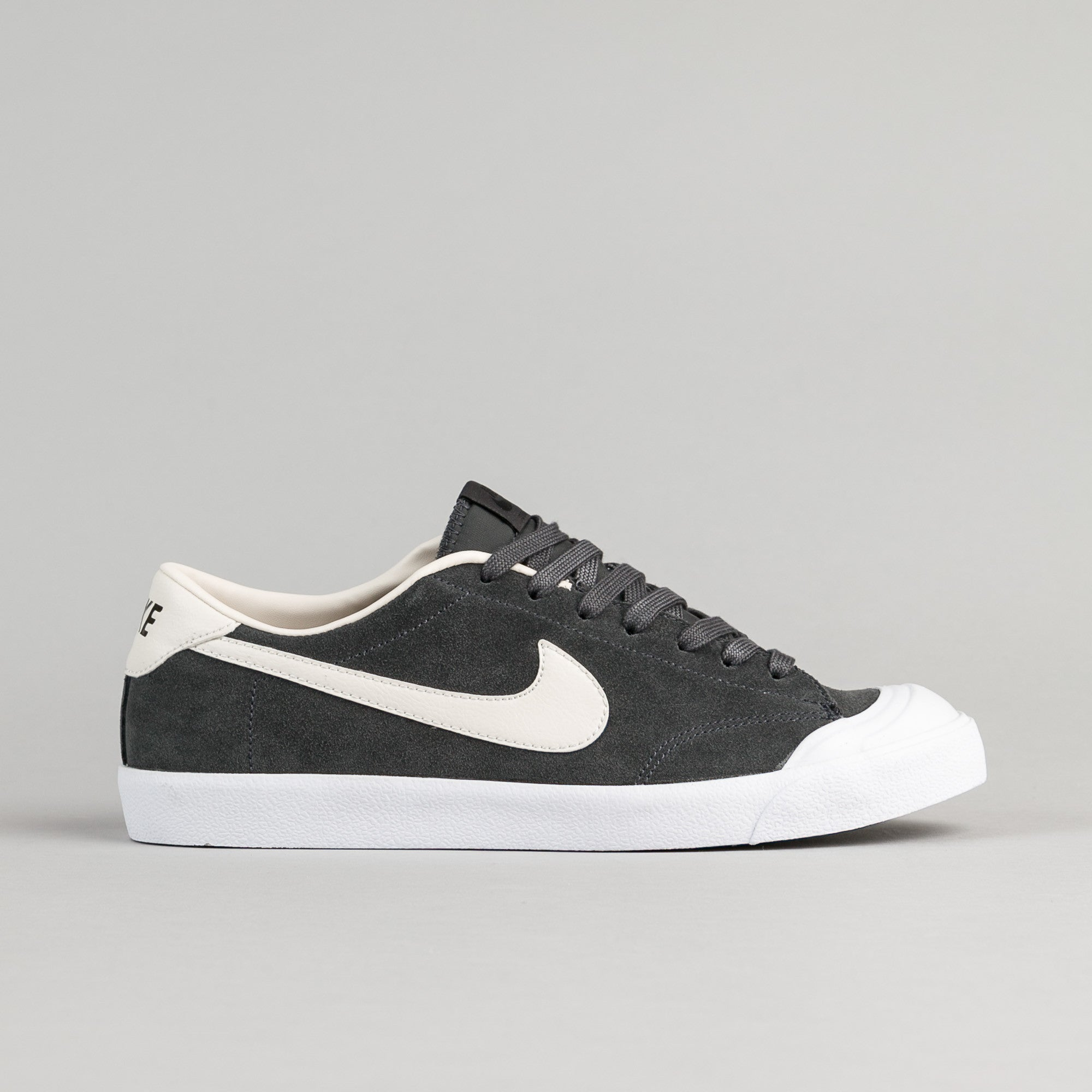 2018 sneakers factory outlets new products Nike SB All Court CK Shoes - Anthracite / Phantom - White ...