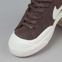 Nike SB All Court CK Shoes - Baroque Brown / Ivory