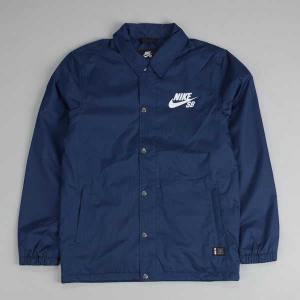 Nike Sb Assistant Coaches Jacket Midnight Navy Black