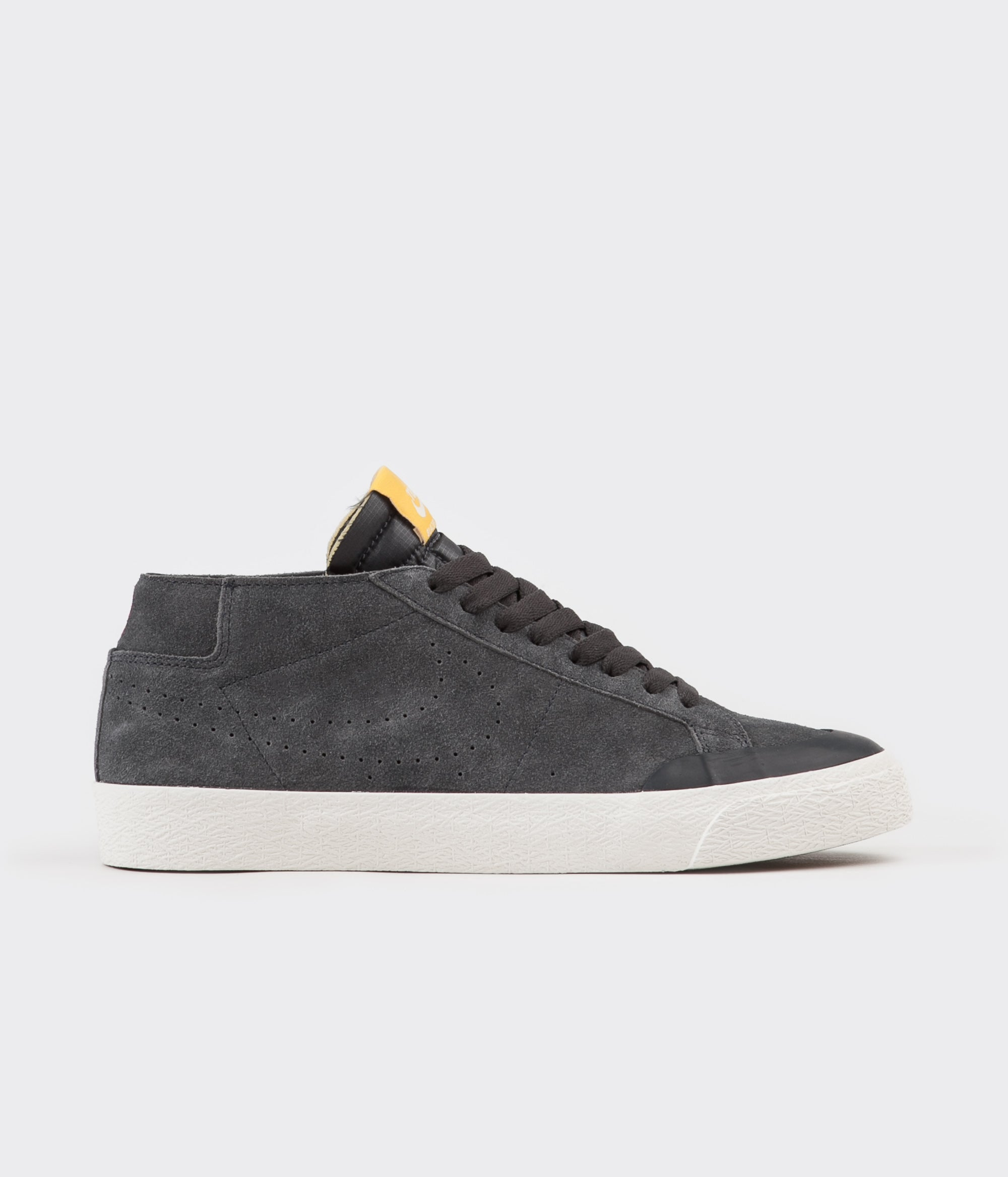 5f23501989a1 Nike SB Blazer Chukka XT Shoes - Anthracite   Anthracite - Fir ...