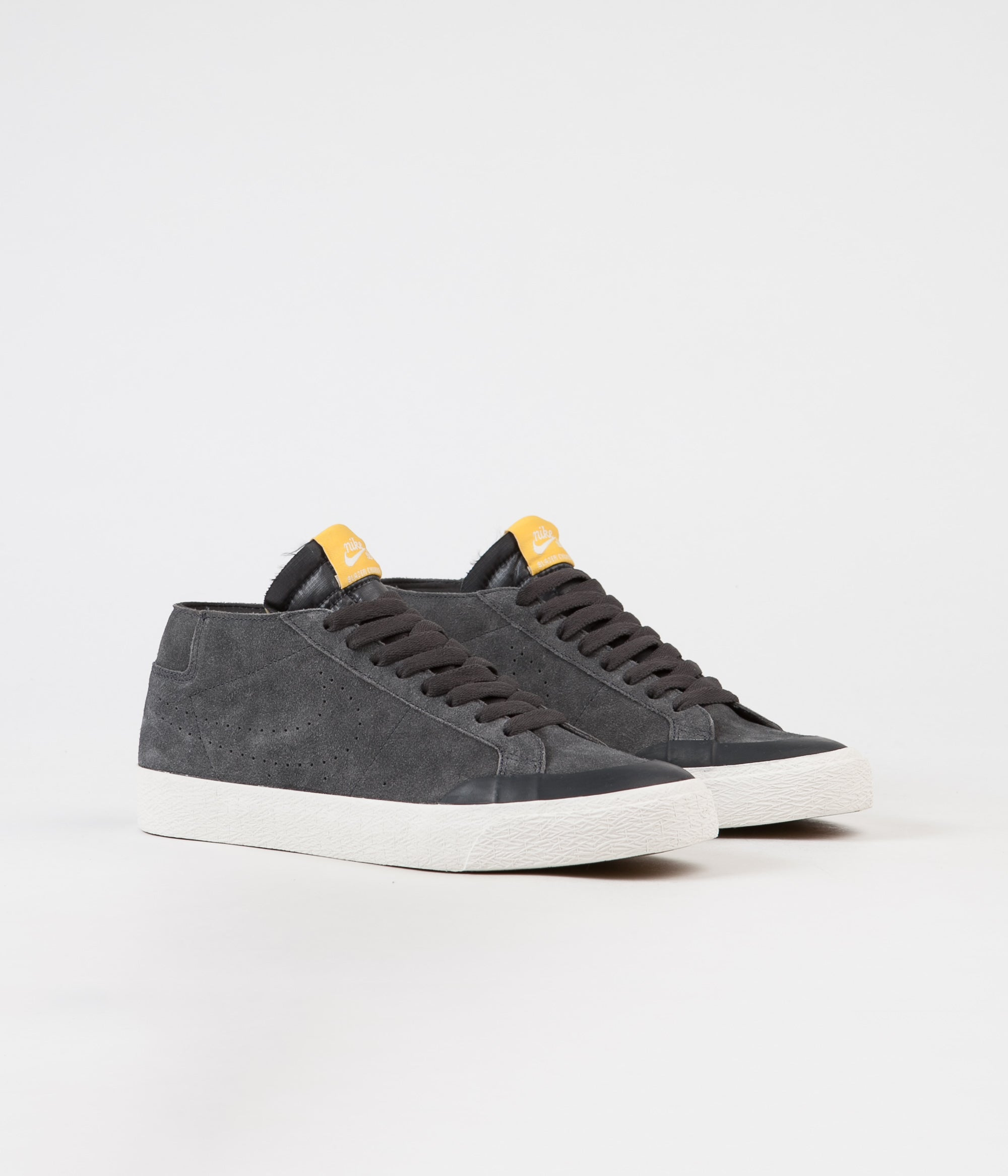 the best attitude a557d d68f5 Nike SB Blazer Chukka XT Shoes - Anthracite / Anthracite ...