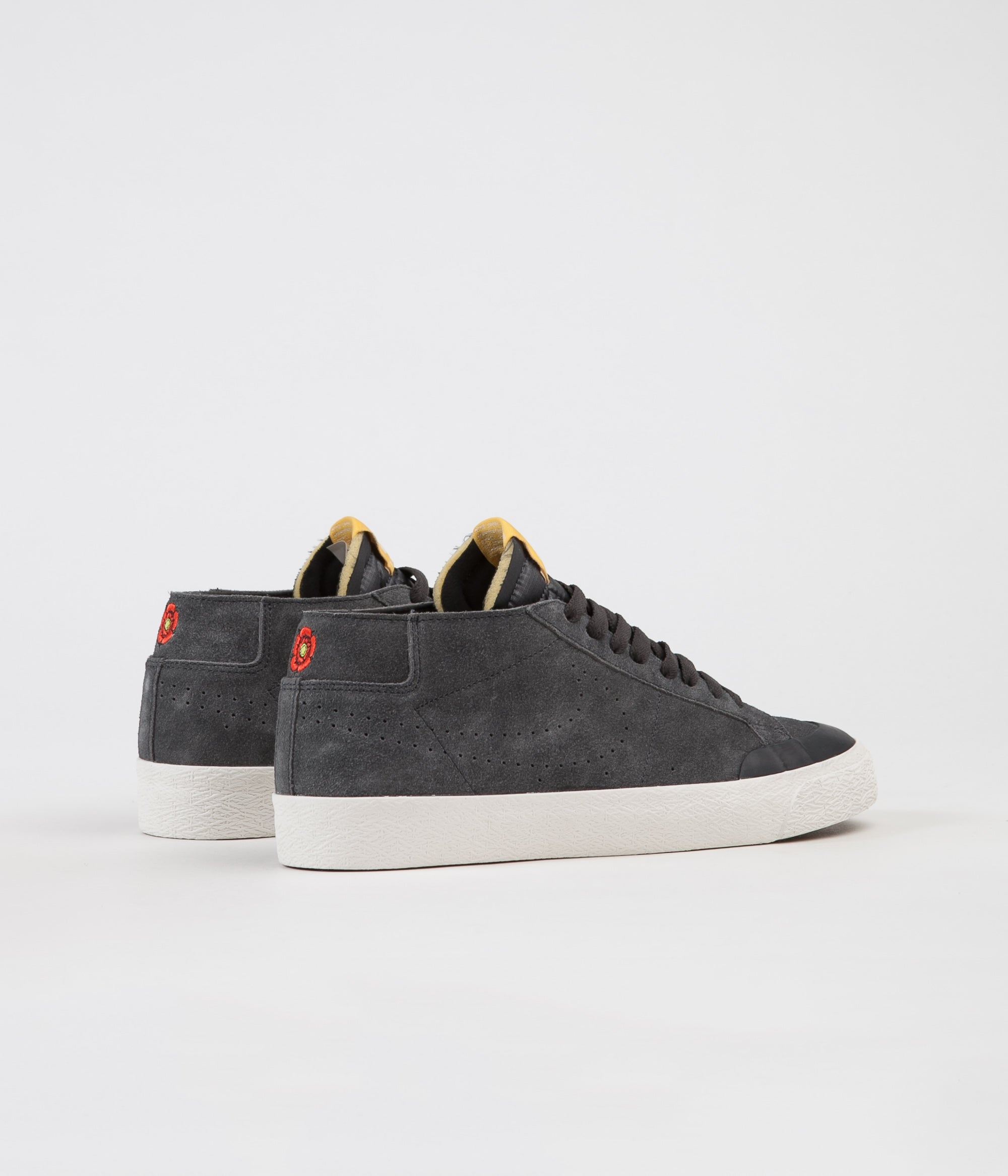 37cffce17d49 ... Nike SB Blazer Chukka XT Shoes - Anthracite   Anthracite - Fir ...