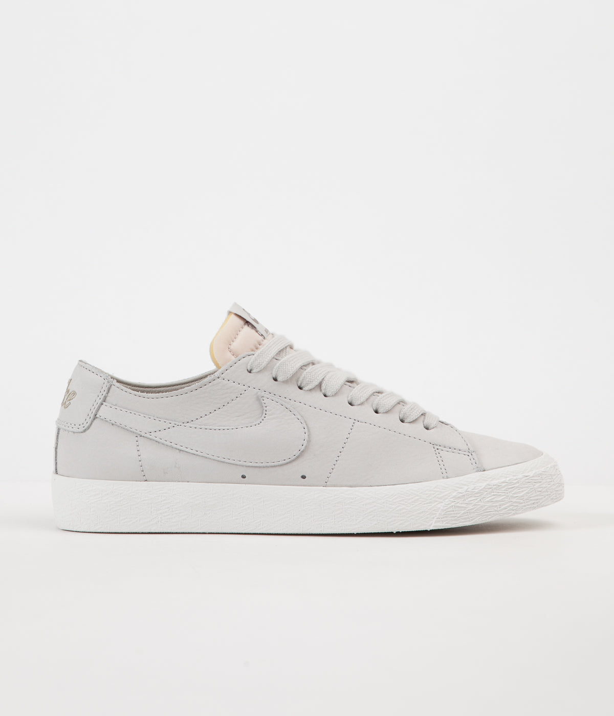 Nike SB Blazer Low Deconstructed Shoes - Light Bone   Light Bone - Khaki bfe8d95b4