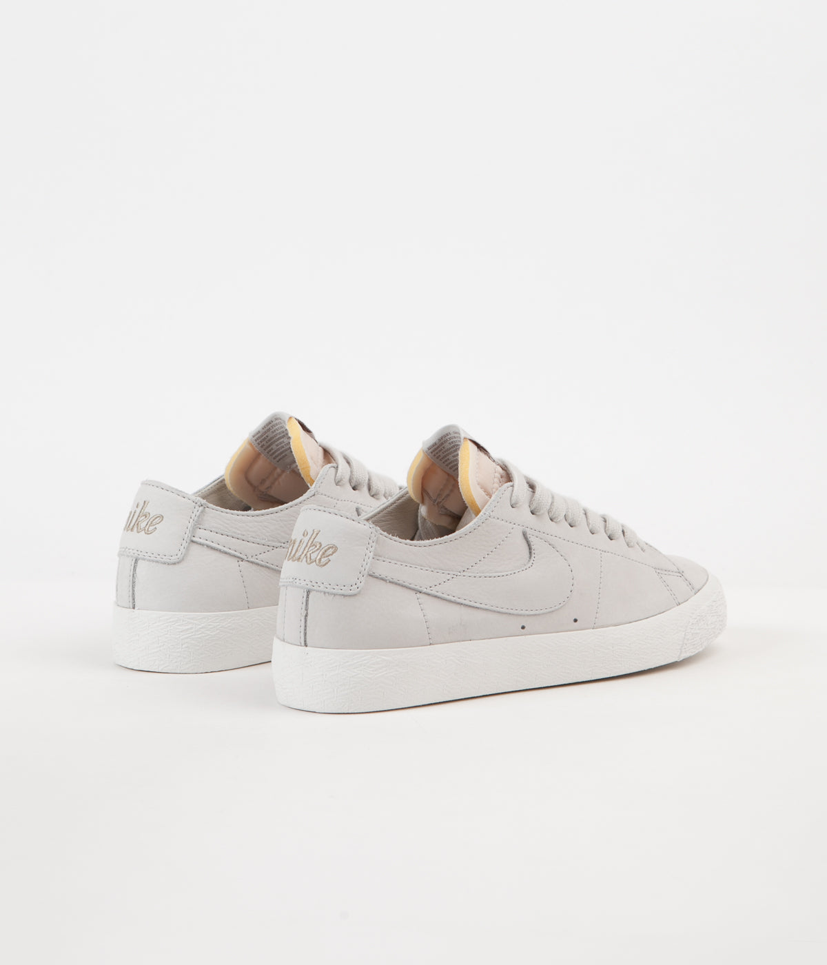 ... Nike SB Blazer Low Deconstructed Shoes - Light Bone   Light Bone -  Khaki ... 238ff849a