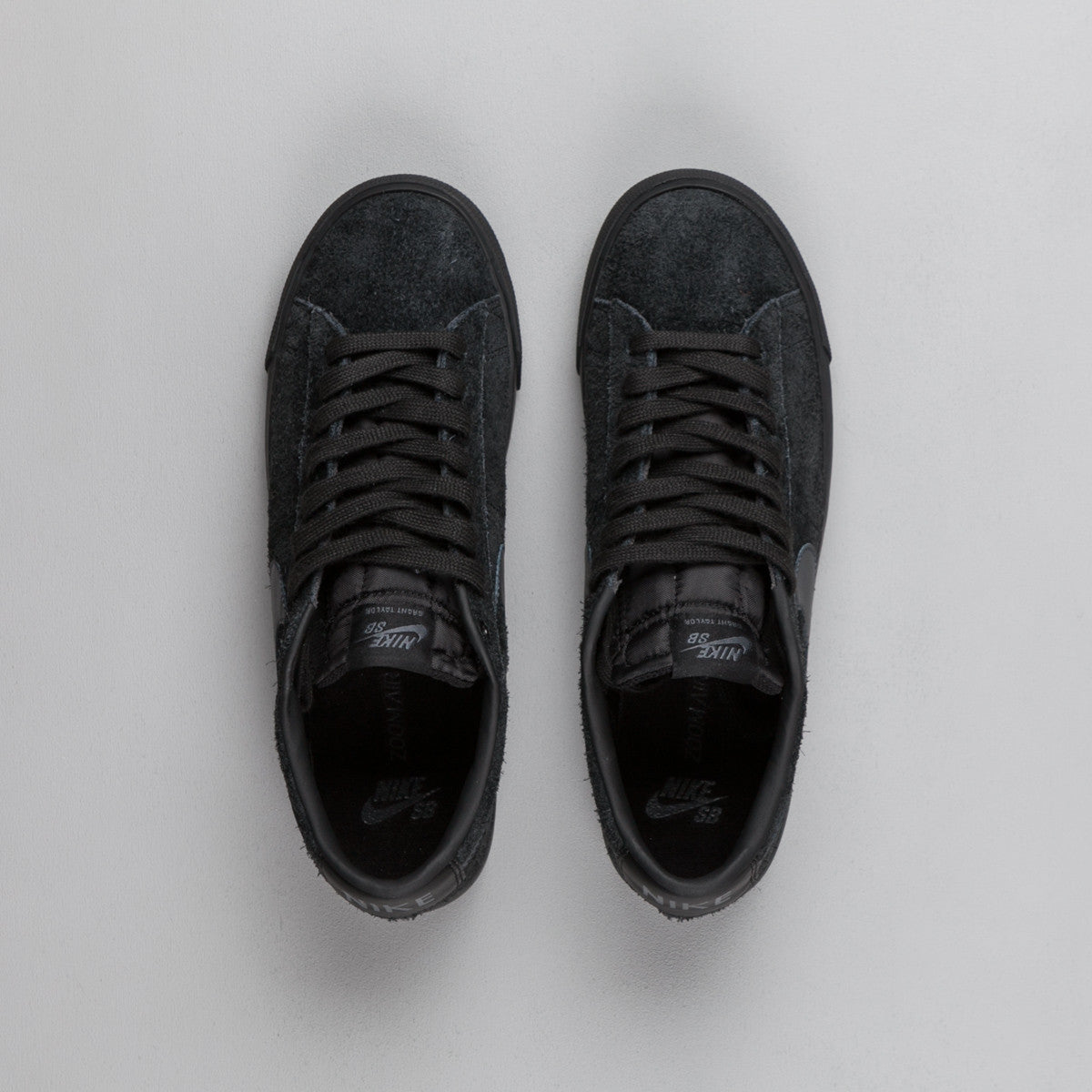 Nike SB Blazer Low GT Shoes - Black / Anthracite
