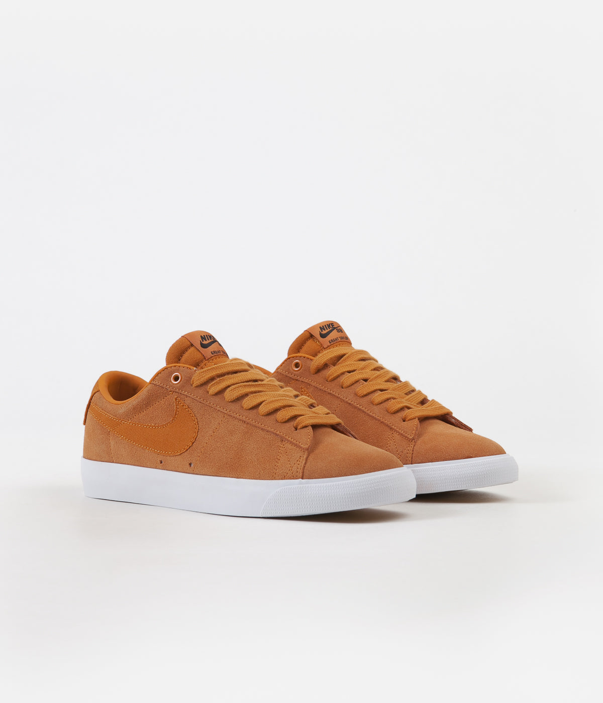 6cd403f207a70a ... Nike SB Blazer Low GT Shoes - Cinder Orange   Cinder Orange - Obsidian  ...
