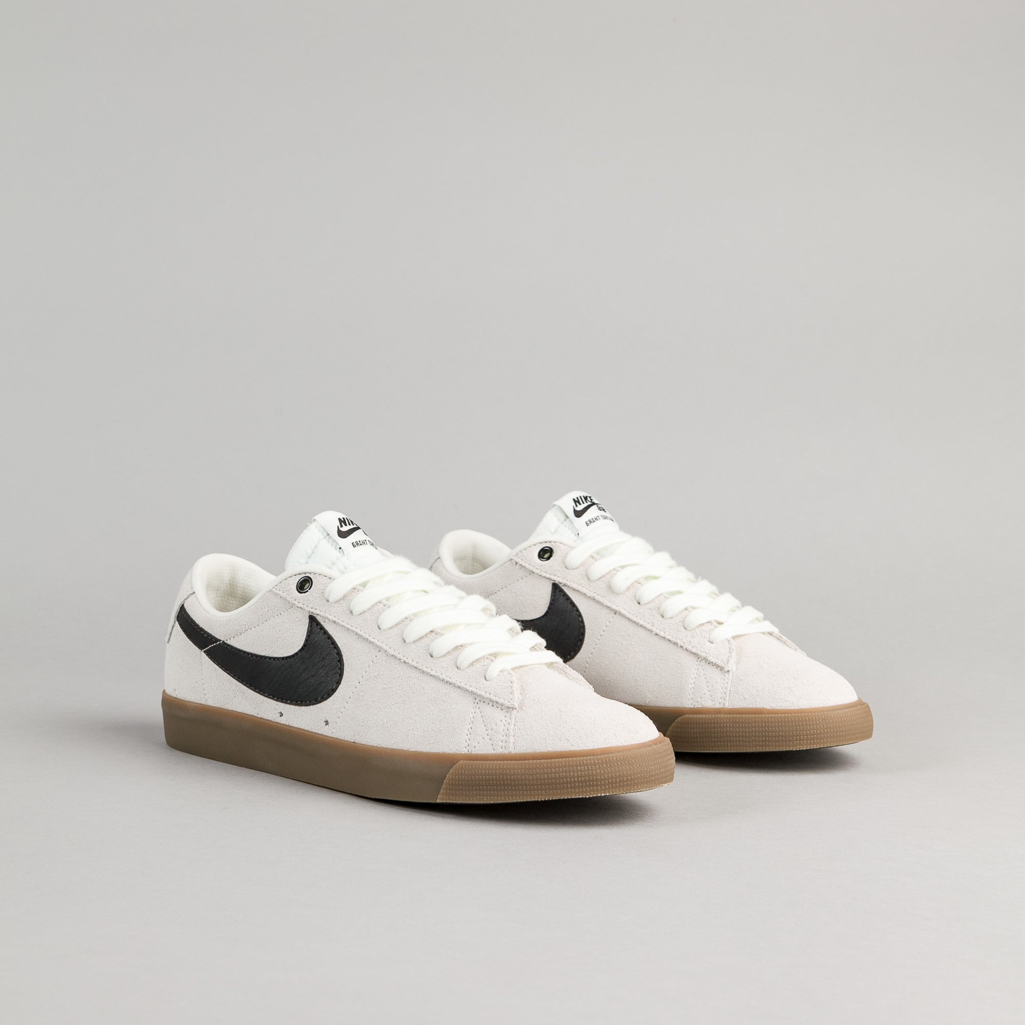 more photos 930f1 7c911 ... promo code for nike sb blazer low gt shoes ivory black gum light brown  211bd 244b7