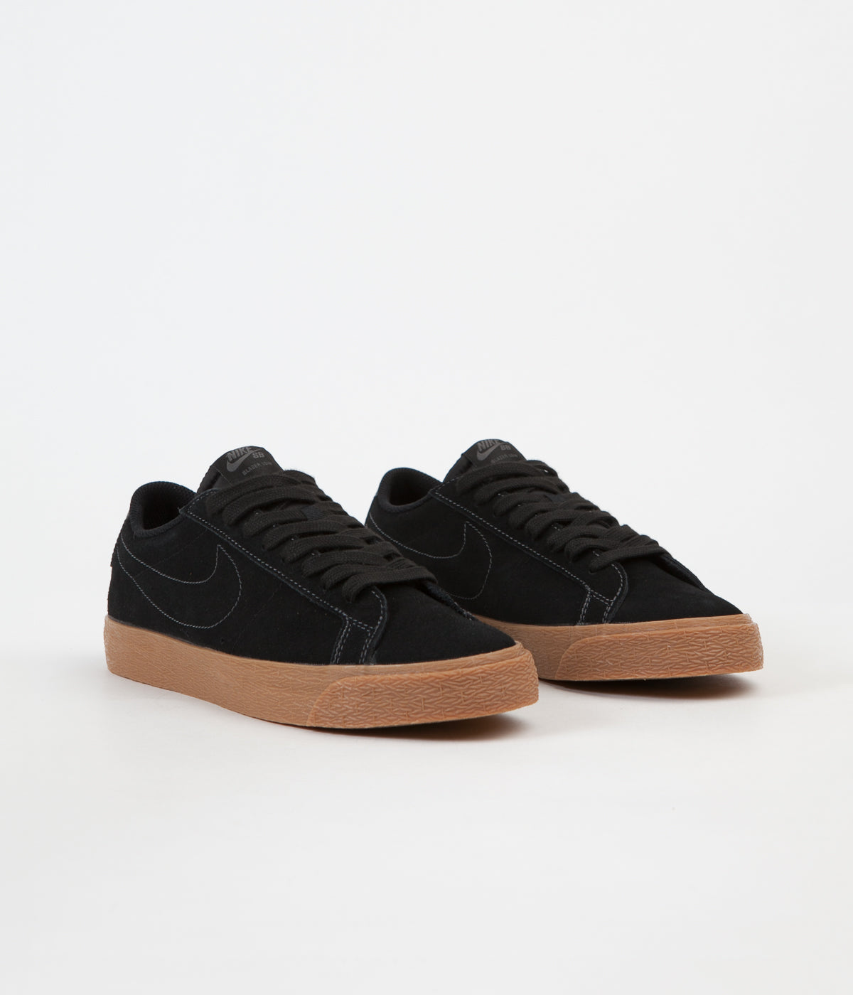 8f5ac224327 ... Nike SB Blazer Low Shoes - Black   Black   Anthracite ...