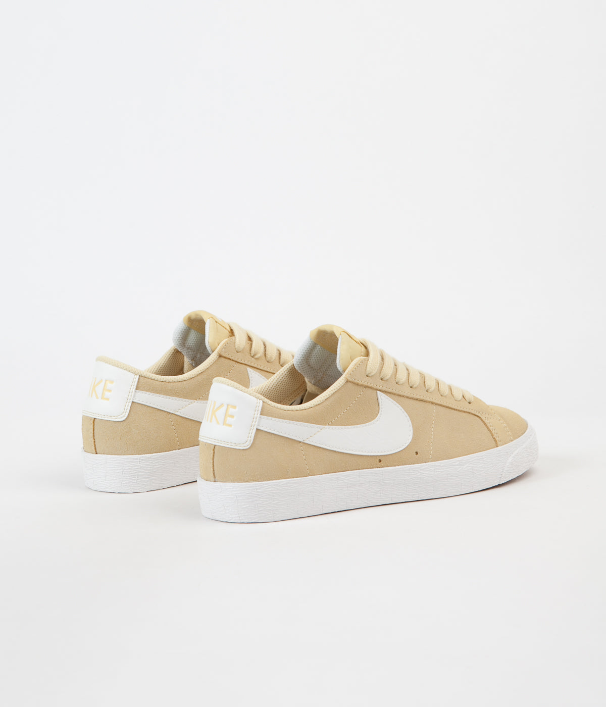 ... Nike SB Blazer Low Shoes - Lemon Wash   Summit White - Summit White ... 1aa262fcdd