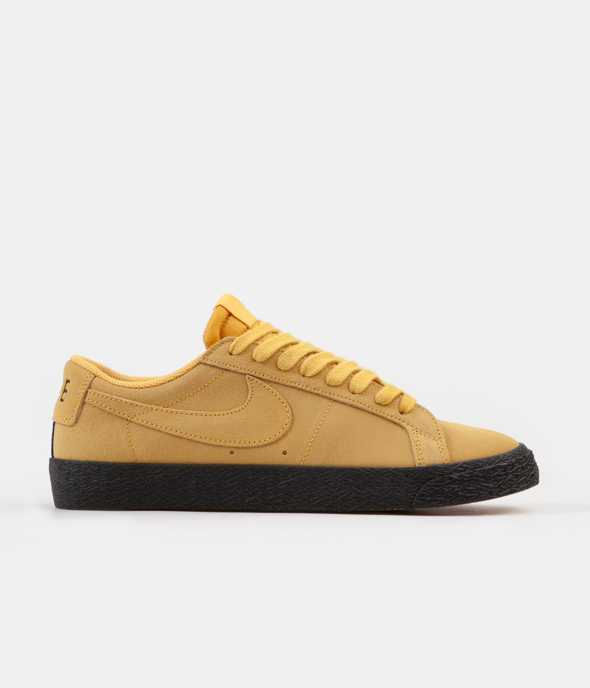 buy popular e83af fd76a Nike SB Blazer Low Shoes - Yellow Ochre   Yellow Ochre - Black