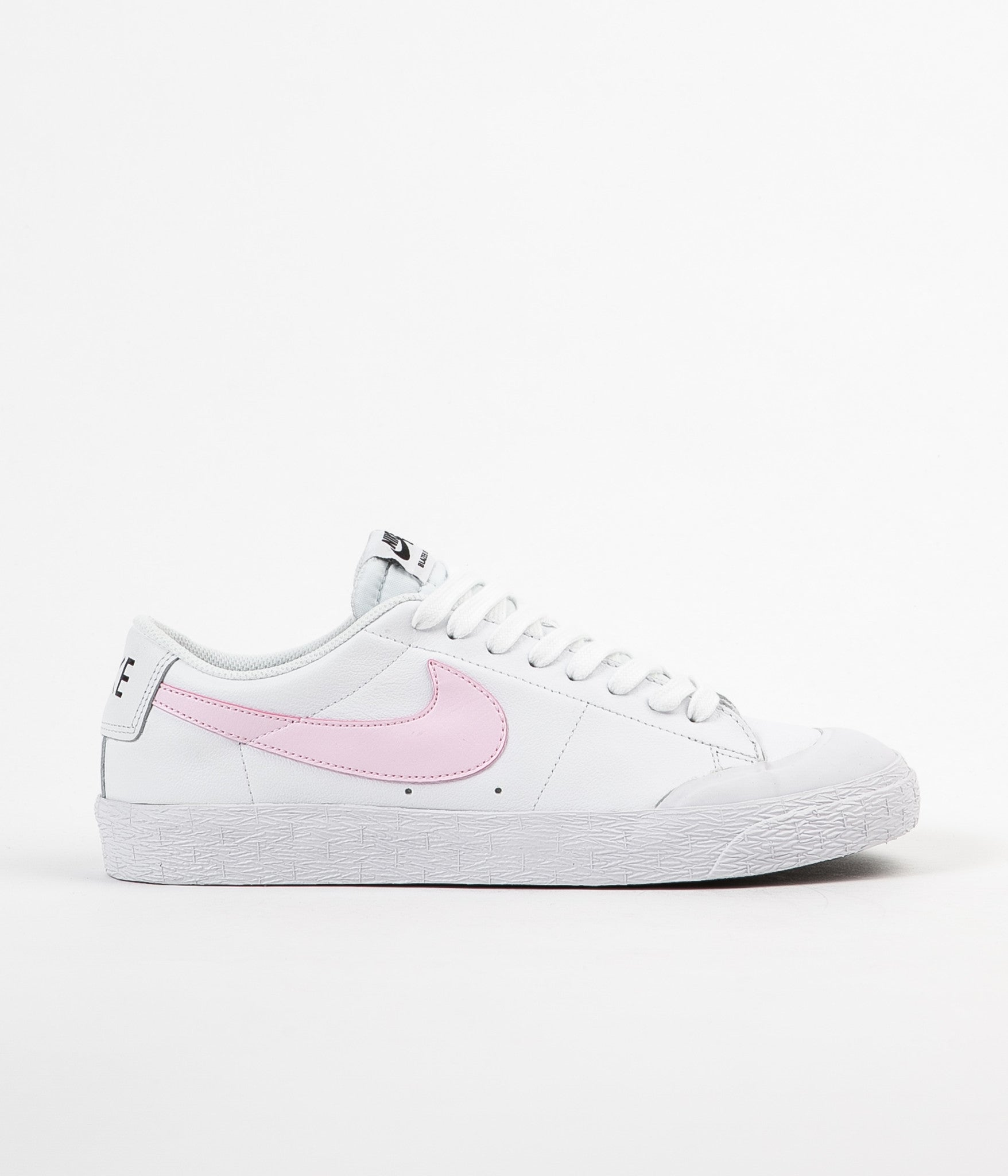 best sneakers 577d1 5fcfe Nike SB Blazer Low XT Shoes - White   Prism Pink - Black - White