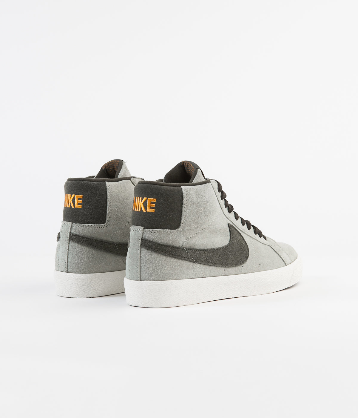 Nike SB Blazer Mid Shoes - Jade Horizon / Sequoia
