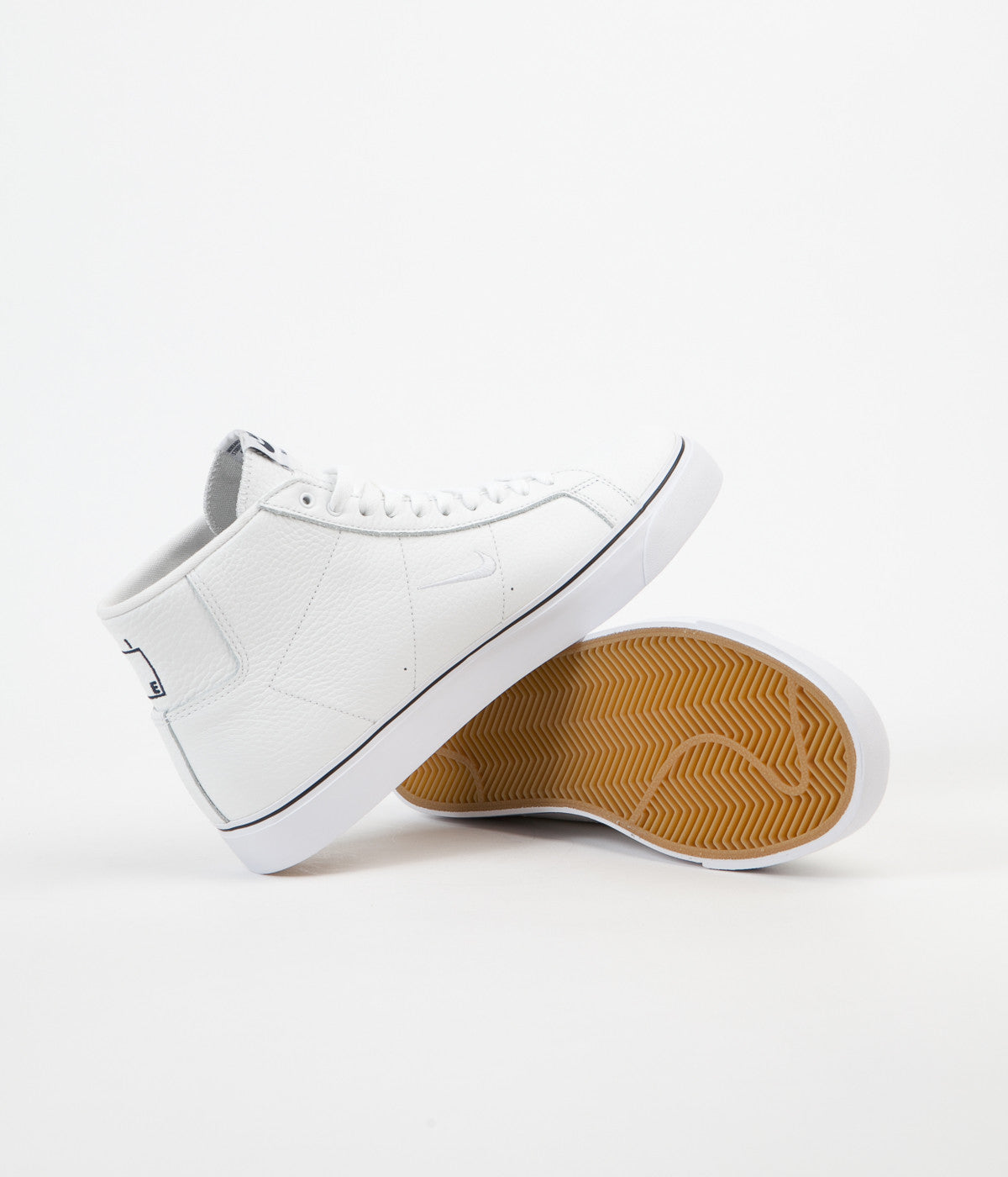 cfe8c818e3fe ... Nike SB Blazer Mid XT  WKND  Shoes - Summit White   White - Midnight ...