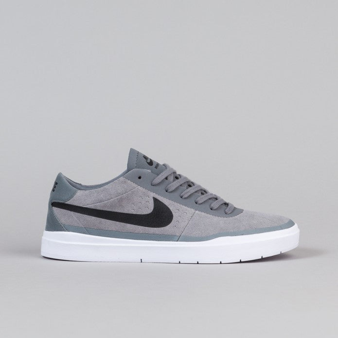 nike sb bruin hyperfeel shoes cool grey black white. Black Bedroom Furniture Sets. Home Design Ideas