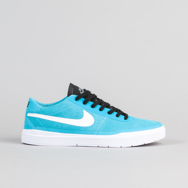 Nike SB Bruin Hyperfeel Shoes - Gamma Blue / White - Black - Cool Grey | Flatspot