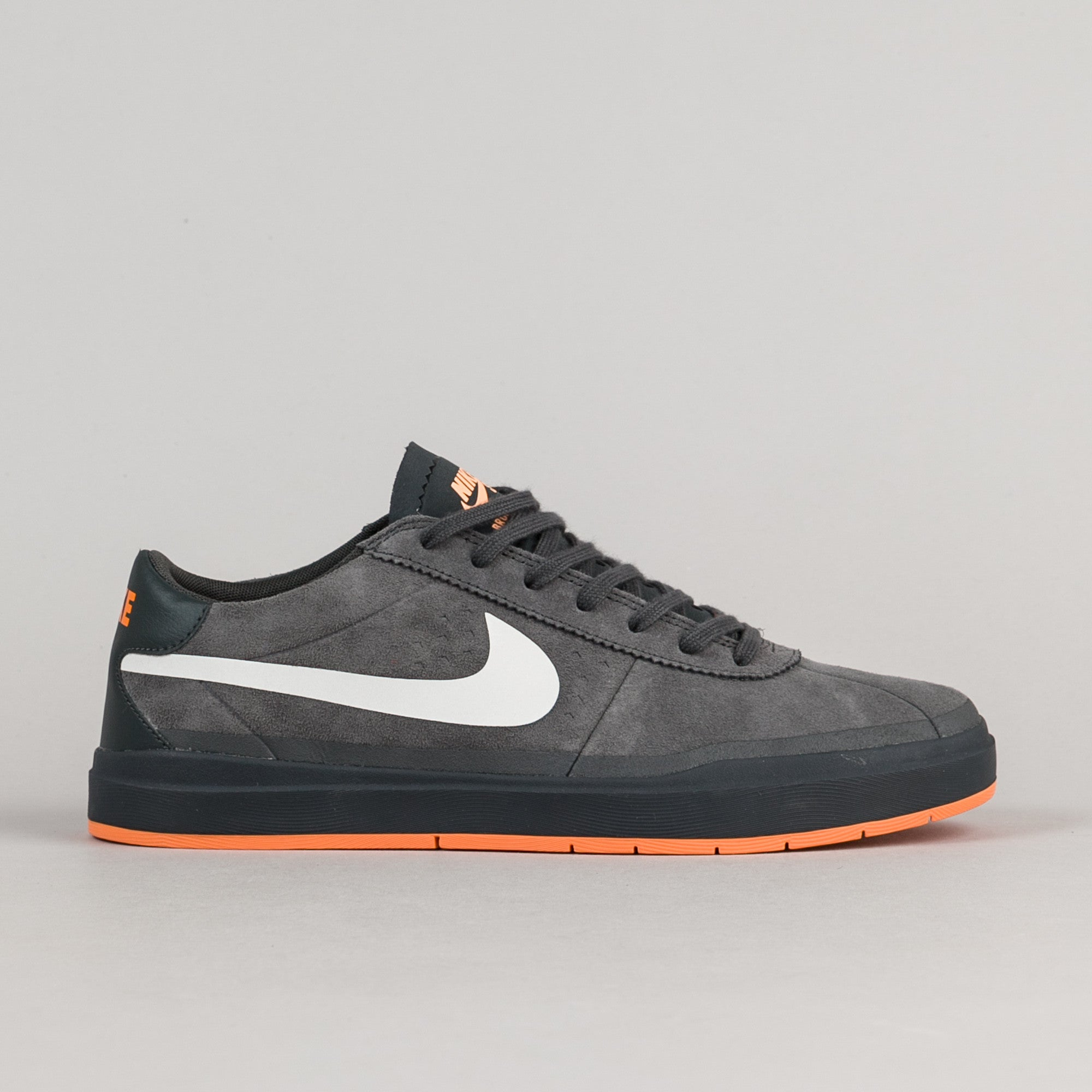 nike sb bruin hyperfeel xt shoes anthracite white. Black Bedroom Furniture Sets. Home Design Ideas