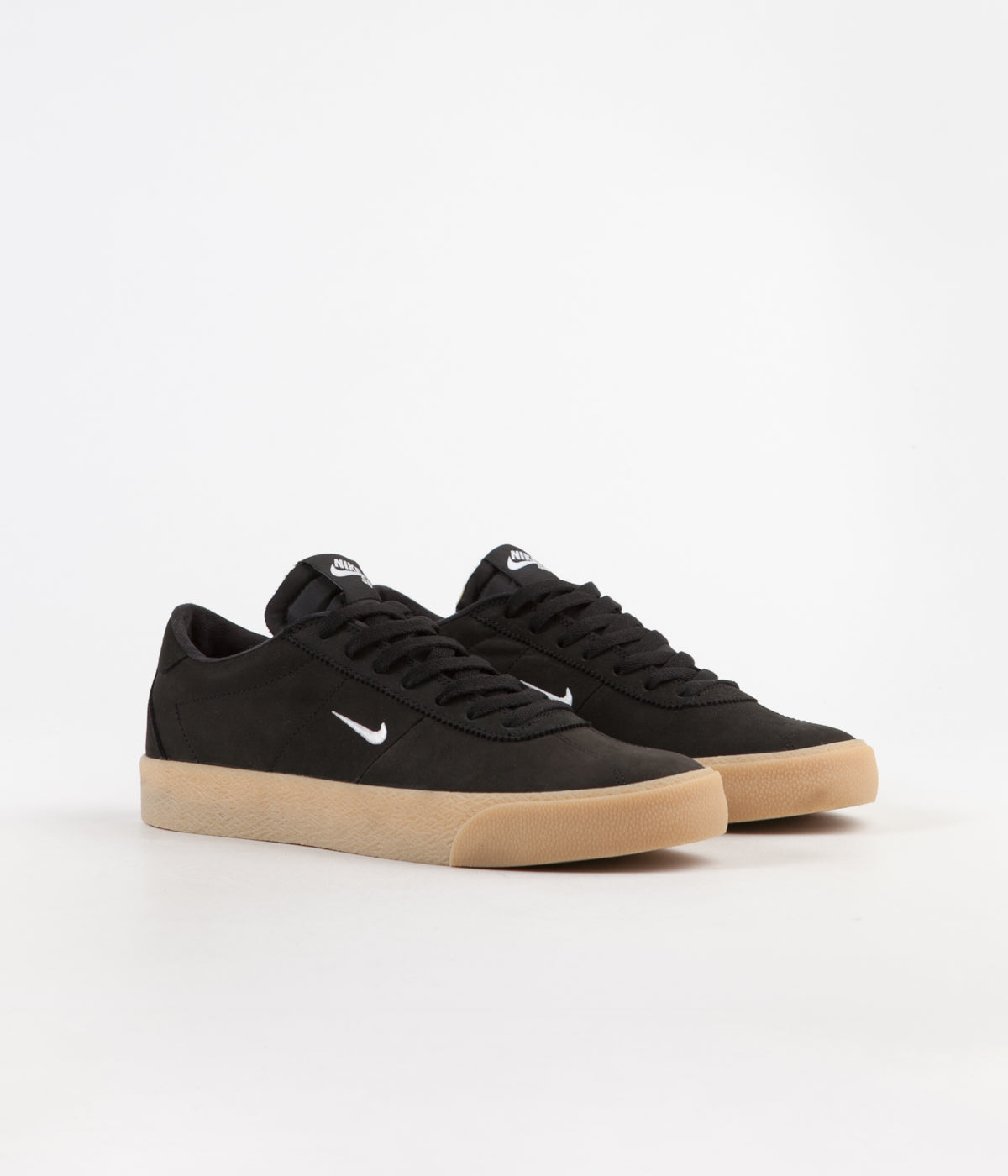 online retailer fc87c 93f19 ... Nike SB Orange Label Bruin Ultra Shoes - Black   White - Safety Orange  ...