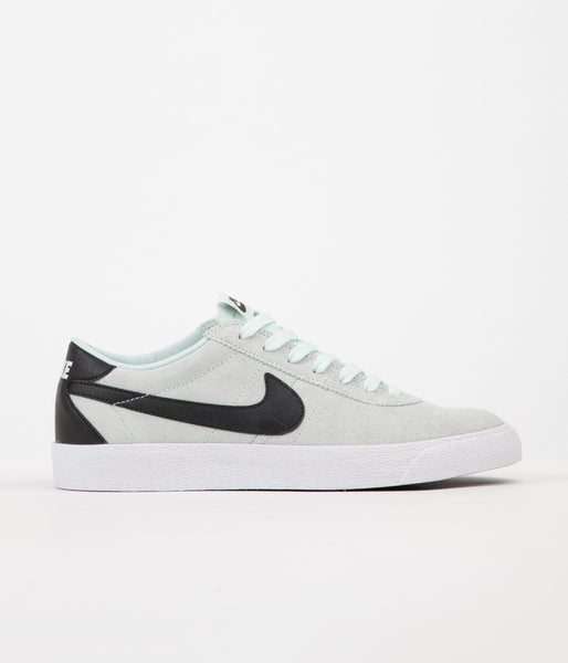 Nike SB Bruin Premium SE Shoes - Barely Green / Black - White - Black