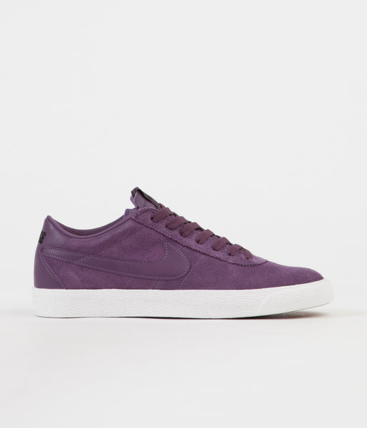 dddc95903f301 Nike SB Bruin Premium SE Shoes - Pro Purple   Pro Purple - Summit Whit