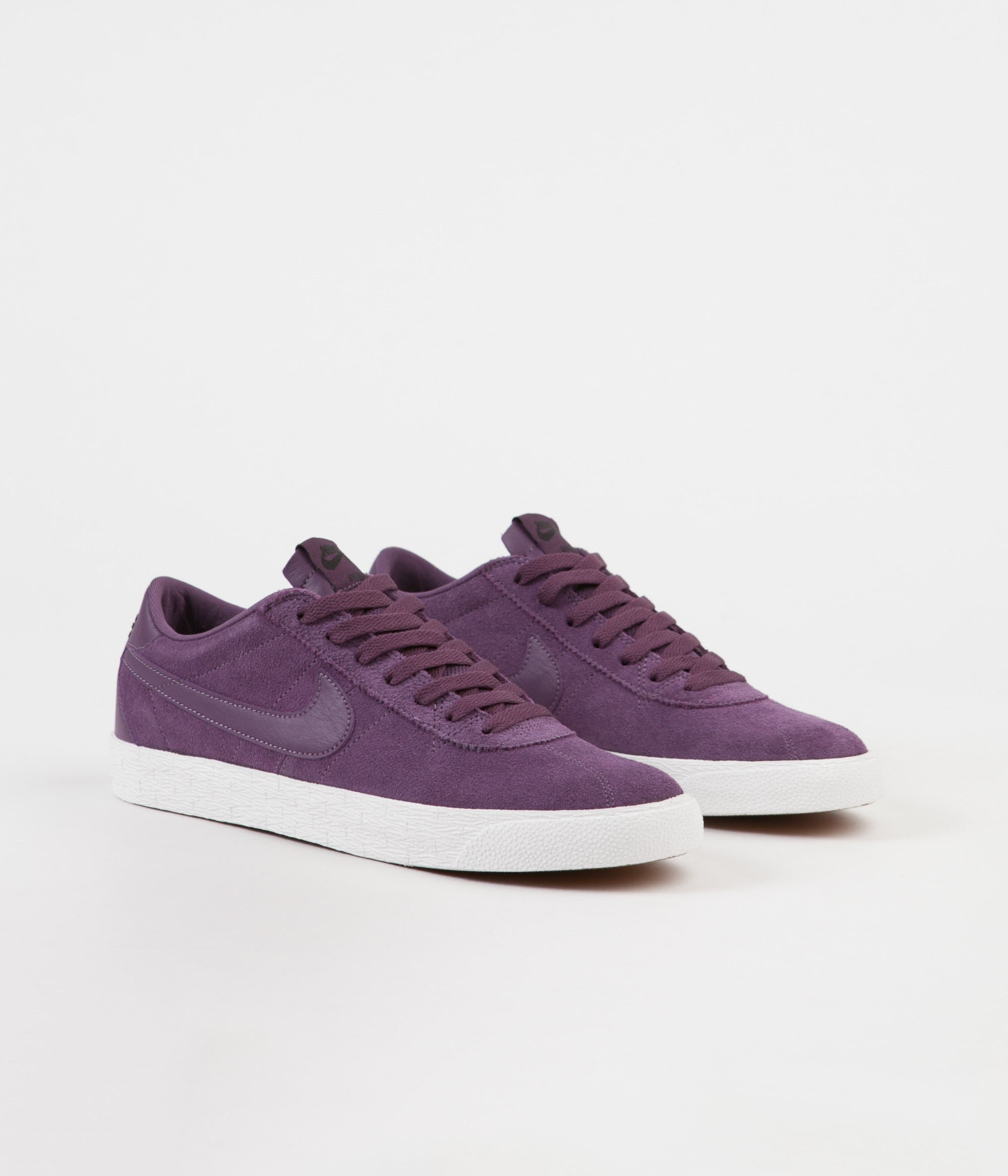 af606c80fb510 ... Nike SB Bruin Premium SE Shoes - Pro Purple   Pro Purple - Summit White  ...