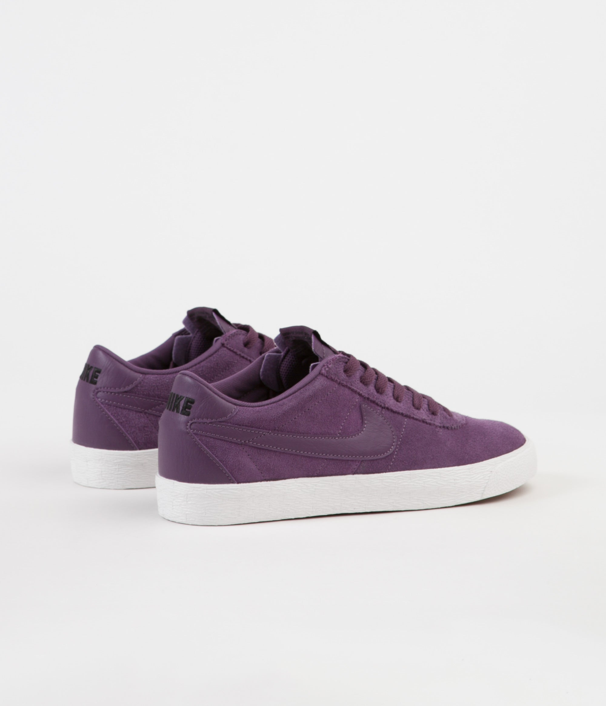 1ad78c93f5ee ... Nike SB Bruin Premium SE Shoes - Pro Purple   Pro Purple - Summit White  ...